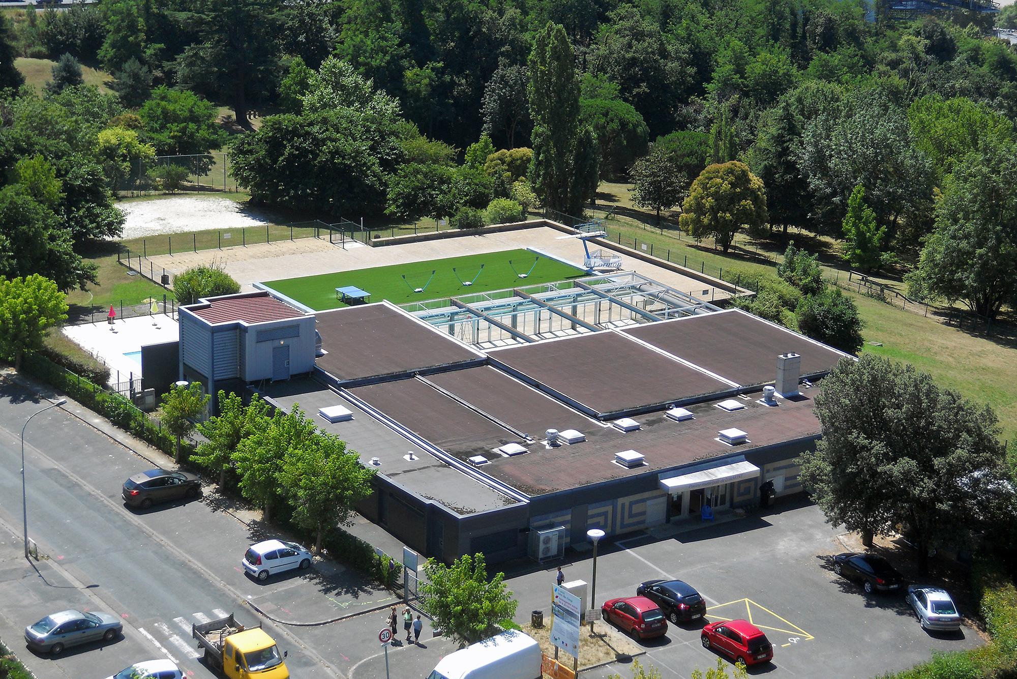 Activit s aquatiques parents ville de lormont for Piscine lormont
