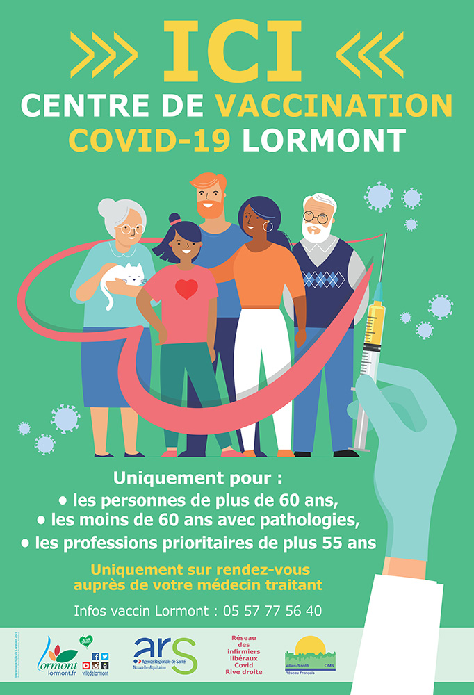 Affiche vaccination